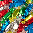 Colorful candy background — Stock Photo