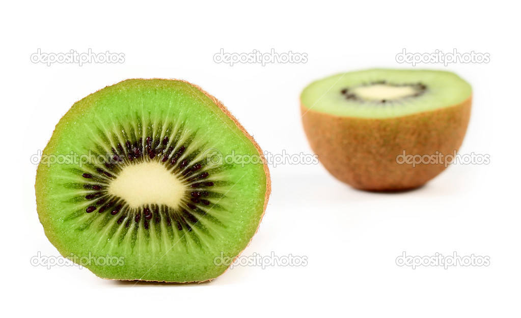 Kiwi bird cut in half - photo#13