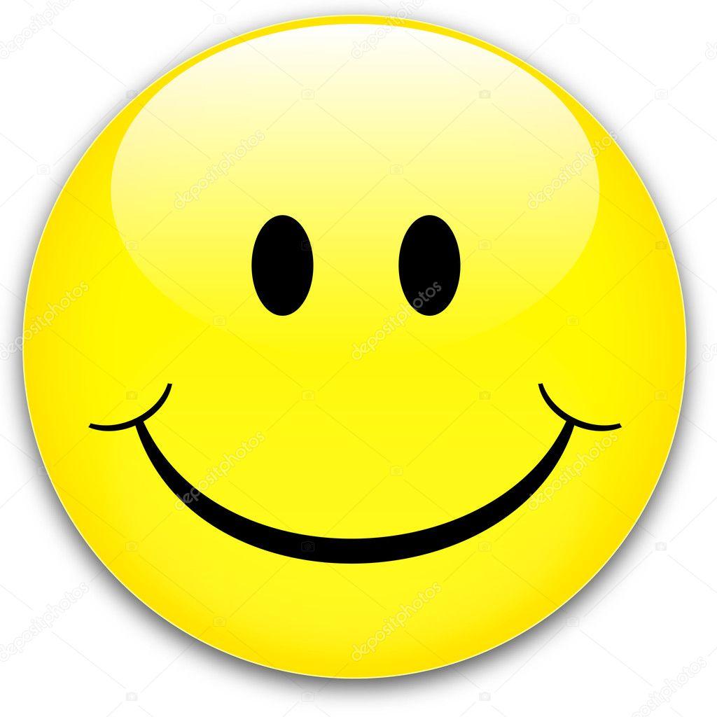 Smile button — Stock Vector © cobalt88 #2053115