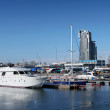 Gdynia harbour - Stock Photo