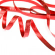 Royalty-Free Stock Photo: Red ribbon