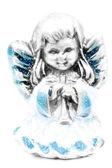 Engel mädchen — Stockfoto