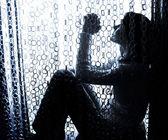 Donna di preghiera — Foto Stock