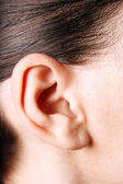 Human ear — Stock Photo