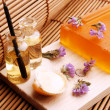 Nice spa arrangement — Stock Photo #2573014