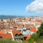 Lissabonストーム レイク — Stockfoto #1976898