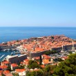 Dubrovnik - old town — Stock Photo
