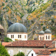 Stock Photo: Orthodox church in Kotor