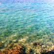 Adriatic sea — Stock Photo