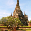 Stock Photo: Wat PhrSi Sanphet