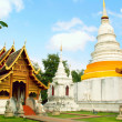 Wat Phra Singh — Stock Photo #1988759