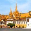 Royal Palace in Phnom Penh — Stock Photo #1989736