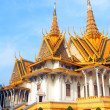 Royal Palace in Phnom Penh — Stock Photo #1989801