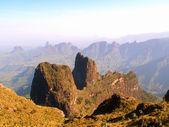 Simien National Park, Ethiopia — Stock Photo