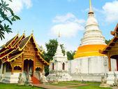 Wat Phra Singh — Stock Photo