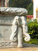 Silver Pagoda — Stock Photo