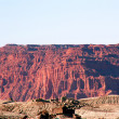 Red rock — Stock Photo #2035144