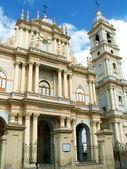 教会在萨尔塔 — 图库照片