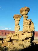 船形岩 — 图库照片
