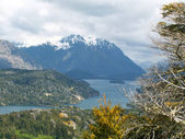 Lake Nahuel Huapi — Stock Photo