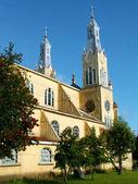 Kościół san francisco — Zdjęcie stockowe