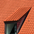Roof window - Stock Photo