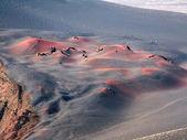 Volcanic sand — Stock Photo