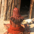 Himba woman - Stock Photo