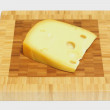Emmenthal — Stock Photo