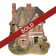 Stock Photo: House sold