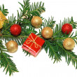 Stock Photo: cristmas decoration