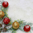 Cristmas decoration — Stock Photo #2062461