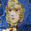 Carnival Mask in Venice — Stock Photo #2151127