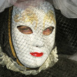 masque de carnaval à Venise — Photo