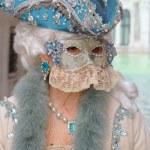 Venice, carnival mask — Stock Photo #2163776