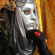 Venice, carnival mask — Stock Photo #2164621
