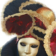 Venice, carnival mask — Stock Photo