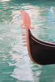 Venice, gondola — Stock Photo