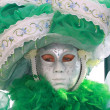 masque de carnaval, Venise — Photo #2176280