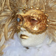 masque de carnaval, Venise — Photo #2176585