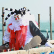 masque de carnaval, Venise — Photo #2177805