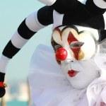 Carnival mask, venice — Stock Photo