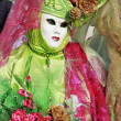 masque de carnaval, Venise — Photo #2178131