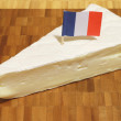 french cheese — Stock Photo