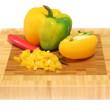 Yellow pepper — Stock Photo