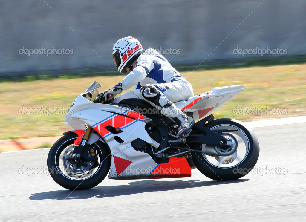Motorcycle — Stock Photo #2478959