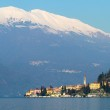 Panoramic view of como lake, Italy — Stock Photo #2602902
