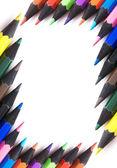 Marco de crayón — Foto de Stock