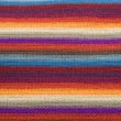 Striped wool texture — Stock Photo