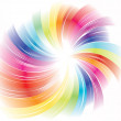 Royalty-Free Stock Vector Image: Rainbow background